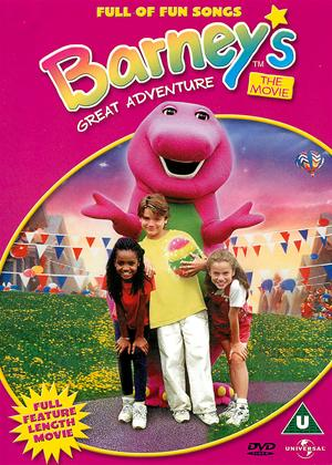 Rent Barney's Great Adventure: The Movie Online DVD Rental