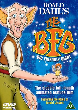 Rent The BFG (aka The Big Friendly Giant) Online DVD Rental