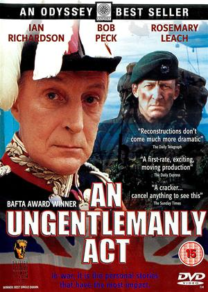 Rent An Ungentlemanly Act Online DVD Rental