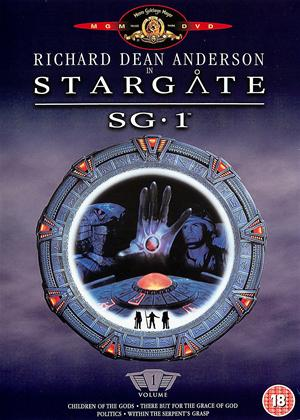 Rent Stargate SG-1: Series 1: The Best Of Online DVD Rental