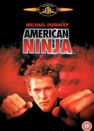 American Ninja Online DVD Rental