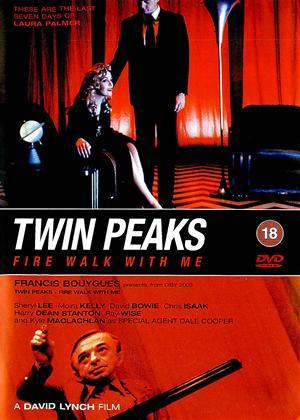 Rent Twin Peaks: Fire Walk with Me Online DVD Rental