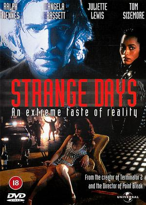 Strange Days Online DVD Rental