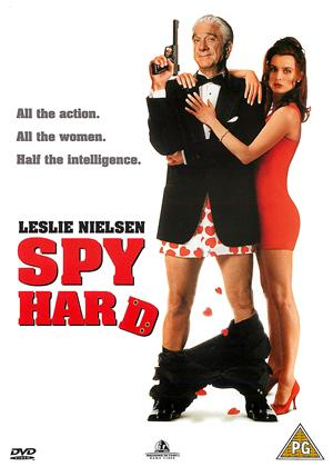 Rent Spy Hard Online DVD Rental