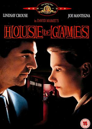 House of Games Online DVD Rental