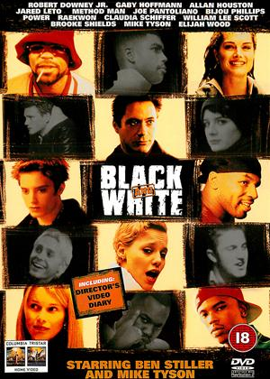 Black and White Online DVD Rental