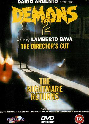 Demons 2 Online DVD Rental