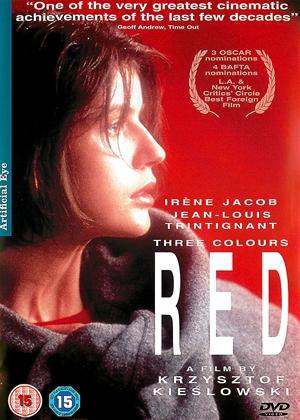Three Colours: Red Online DVD Rental