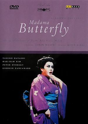 Puccini: Madama Butterfly: Teatro Alla Scala Maazel Online DVD Rental