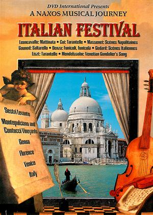 Italian Festival: Scenes of Italy Online DVD Rental
