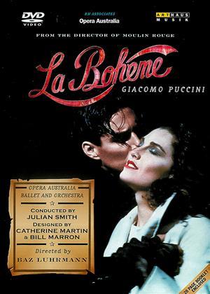 Puccini: La Boheme: Australian Opera Online DVD Rental