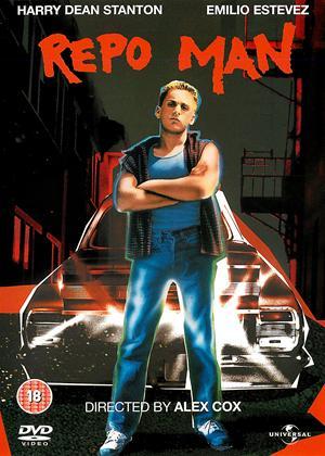 Repo Man Online DVD Rental