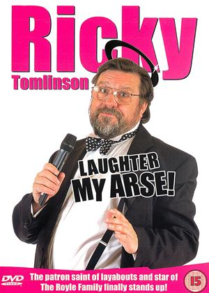 Ricky Tomlinson: Laughter My Arse! Online DVD Rental