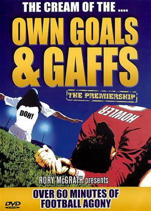 Rent Own Goals and Gaffs: The Premiership Online DVD Rental