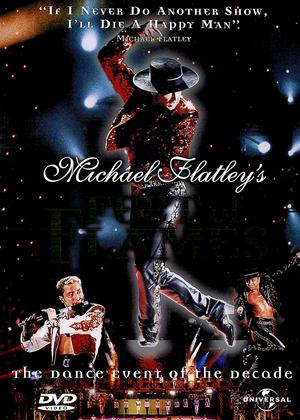 Rent Michael Flatley's Feet of Flames Online DVD Rental
