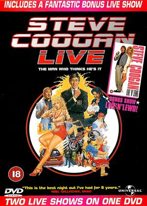 Rent Steve Coogan: Live 'N Lewd / The Man Who Thinks He's It Online DVD Rental