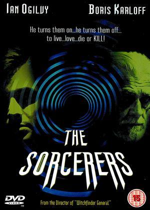 The Sorcerers Online DVD Rental