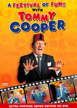 Rent Tommy Cooper: Feztival of Fun Online DVD Rental