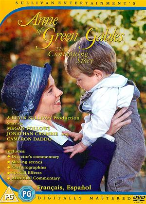 Anne of Green Gables: The Continuing Story Online DVD Rental