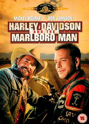 Rent Harley Davidson and the Marlboro Man Online DVD Rental