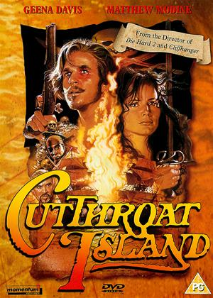 Cutthroat Island Online DVD Rental