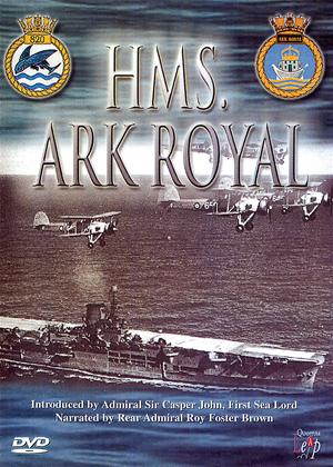 Rent HMS Ark Royal Online DVD Rental