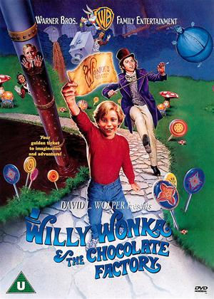 Willy Wonka and the Chocolate Factory Online DVD Rental