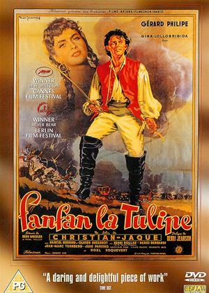 Rent Fan-Fan the Tulip (aka Fanfan la Tulipe) Online DVD Rental