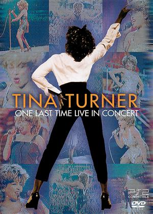 Rent Tina Turner: One Last Time Online DVD Rental