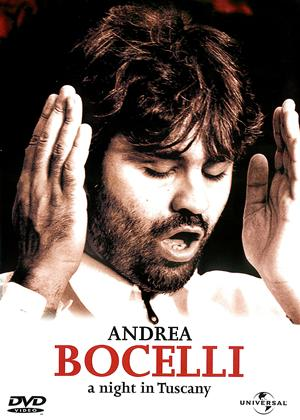 Andrea Bocelli: A Night in Tuscany Online DVD Rental