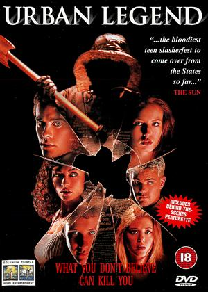 Urban Legend Online DVD Rental