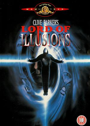 Lord of Illusions Online DVD Rental
