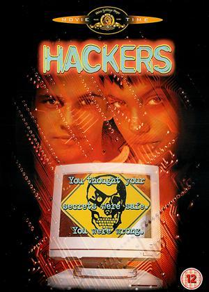 Hackers Online DVD Rental