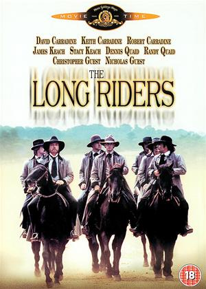 The Long Riders Online DVD Rental