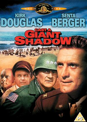 Cast a Giant Shadow Online DVD Rental