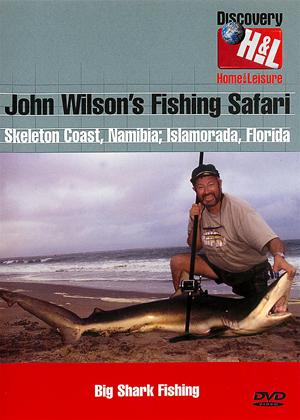 Rent John Wilson's Fishing Safari: Vol.3 Online DVD Rental