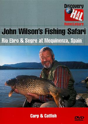 John Wilson's Fishing Safari: Vol.5 Online DVD Rental