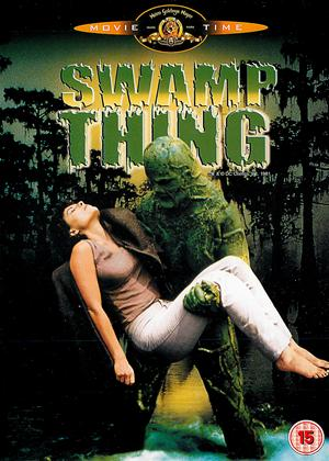 Swamp Thing Online DVD Rental