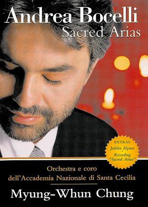 Rent Andrea Bocelli: Sacred Arias Online DVD Rental