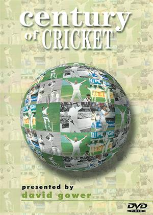 Century of Cricket Online DVD Rental
