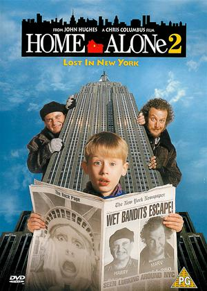 Rent Home Alone 2: Lost in New York Online DVD Rental