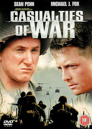 Casualties of War Online DVD Rental