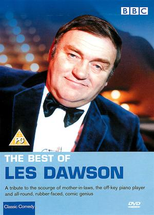 Rent Comedy Greats: Les Dawson Online DVD Rental