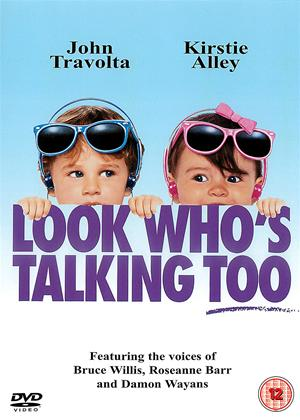 Look Who's Talking Too Online DVD Rental