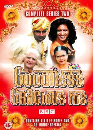 Rent Goodness Gracious Me: Series 2 Online DVD Rental