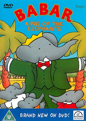 Babar: King of the Elephants Online DVD Rental