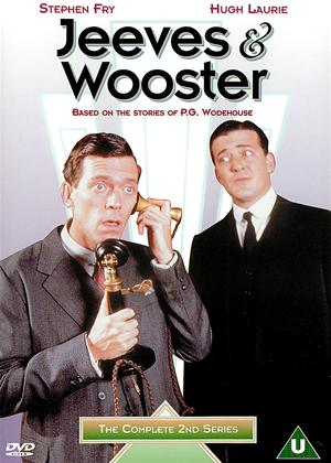 Rent Jeeves and Wooster: Series 2 Online DVD Rental