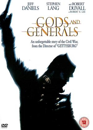 Rent Gods and Generals Online DVD Rental