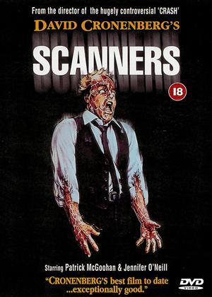 Scanners Online DVD Rental