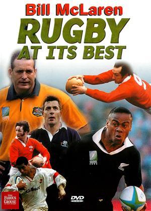 Bill McLaren: Rugby at Its Best Online DVD Rental